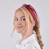 6pc Assorted Ladies Summer Headbands with Scrunchy Set -6EHST-2