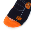Men's Basketball Court Premium Collection Novelty Socks - NVPS2015