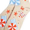 Men's Summer Beach Novelty Socks - NVS19405