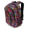 Peace Pattern School Backpack - FBP1206