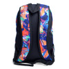 Multicolor Abstract Pattern School Backpack - FBP1210