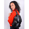 Women's PU Leather Casual Mini Backpack - LBP2400