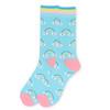 Men's Novelty Rainbow Socks