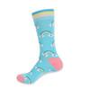 Men's Novelty Rainbow Socks - NVS19430