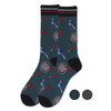 Men's Novelty Throwing Dart Socks