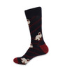 Men's Novelty Siamese Cat Socks - NVS19412