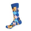 Men's Novelty Argyle Dosg Socks - NVS19409