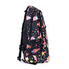 Ice Cream Pattern Black Novelty Backpack-NVBP-21