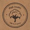 Men's Checkered Cotton Bow Tie & Hanky Set - CTBH1733