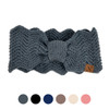 Women's Knit Knotted Winter Head Band - WHB5003