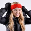 Winter Braided Knit Head Band - WHB5005