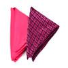 Striped & Geometric Ties with Matching Hankies Box Set - THX12-FA-2