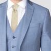 """2.25"""" Floral Cotton Slim Tie - NVC-FLORAL2"""