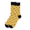 6pairs Men's Cotton Fleur-de-lis Socks FLS02