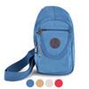 Women's Crossbody Canvas Sling Bag with Adjustable Strap - LFBG1842