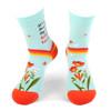 Health Care Heroes -Save Lives- Premium Socks-NVSX2007-BL