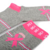 Women's Breast Cancer Awareness Novelty Socks - LNVS19439