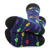Men's Heart Monitor Novelty Socks - NVS19572-NV