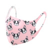 French Bulldog Print Fashion Face Mask - PPE15