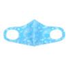 Turquoise Paisley Print Fashion Face Mask - PPE19