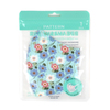Floral Print Fashion Face Mask - PPE24