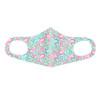 3pcs Pink Novelty & Solid Face Masks - 3PPE-NV2