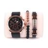 Men's Watch & Bracelet Gift Set - MWBB1018-5