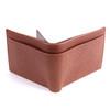 Men's Bi-fold Light Brown Leather Wallet - MLW5213