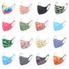 240pc Assorted Fashion Face Masks-240pcs