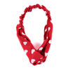 Criss Cross Heart Headband- EHB1010