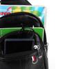 PU Leather Black Crossbody Sling Bag - FBG1832-BK