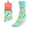 Women's Kittens Pattern Novelty Socks LNVS1738