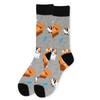 Men's Novelty Cat In The Box Socks