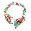 1pc Floral Criss Cross Headband - EHB1013