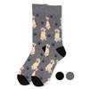 Men's Novelty Retriever Dog Socks