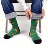 Men's Camping Novelty Socks - NVS19539