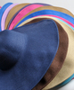 """Women's 6"""" Brim Floppy Hat H0535"""