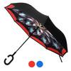 Galaxy Flower Double Layer Inverted Umbrella - UM18070