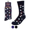Men's Golf Novelty Socks NVS1735