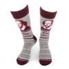 Men's Shakespeare Novelty Socks - NVS19588-GRY