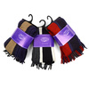 12pc Assorted Pack Scottish Acrylic Winter Scarf - AKS10416ASST