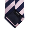 Men's Microfiber Poly Woven College Slim Tie MPWC2400S