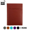 RFID Genuine Leather Passport Case RFID-GLPC1