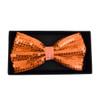"Men's 2.5"" Sparkle Sequin Banded Bow Ties SMQBT"