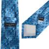 Diamond Pattern Tie & Matching Pocket Round Set MPWTH170631