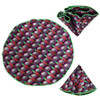 Circle Pattern Tie & Matching Pocket Round Set MPWTH170634