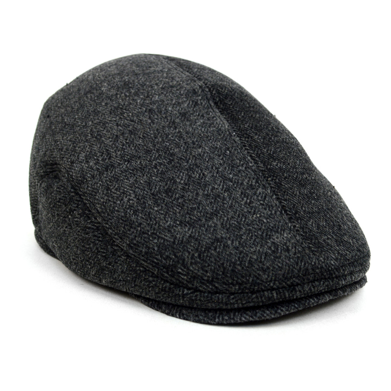 af637a6b35f605 Fall/Winter Charcoal Ivy Hat with Ear Flaps - H1805012