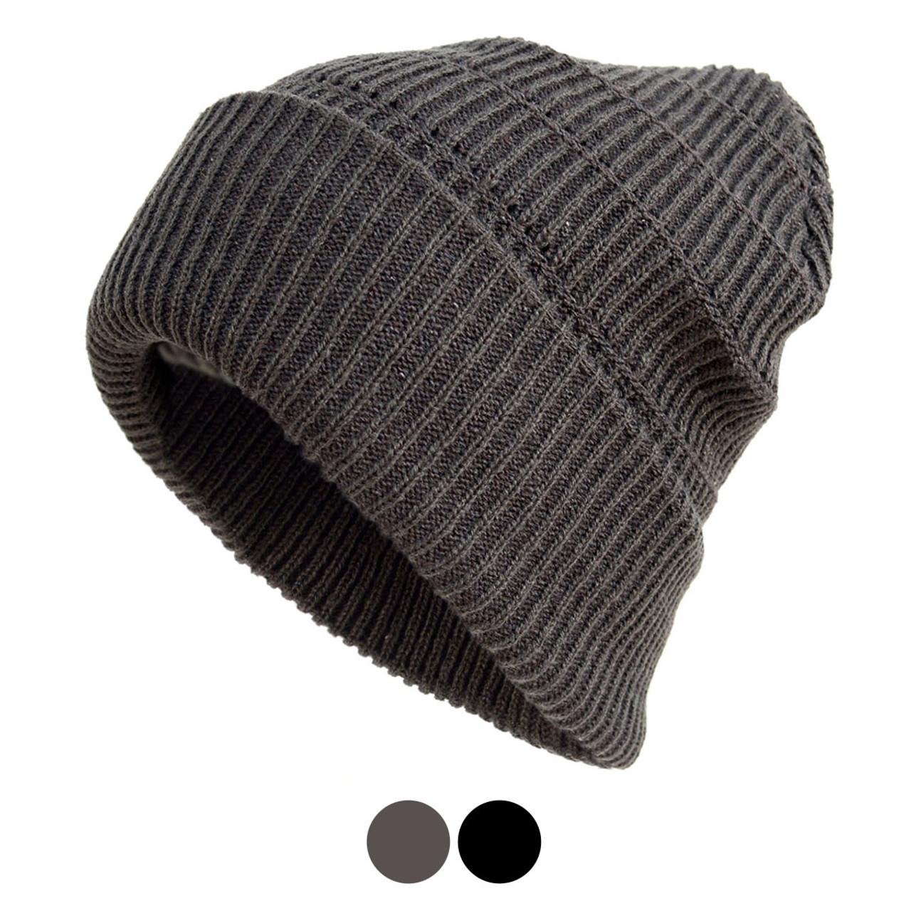 Heavy Duty Winter Outdoor Beanie Hat - MKS5289 b80603a7571