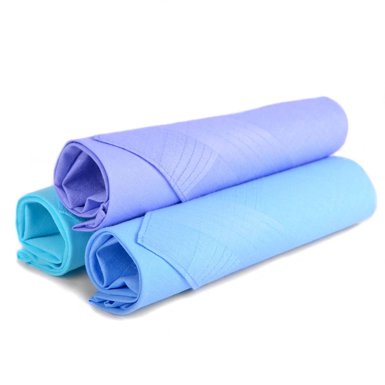 Men/'s 3pc MSCB1563 Boxed Fancy Cotton Handkerchiefs