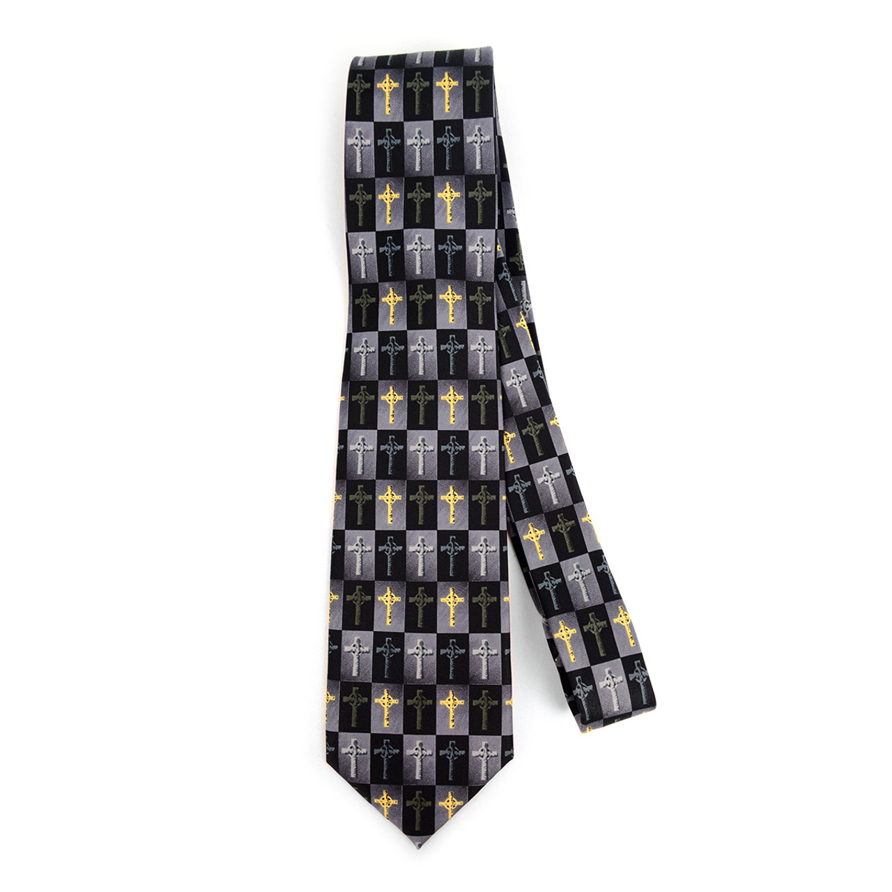 Cross Novelty Necktie